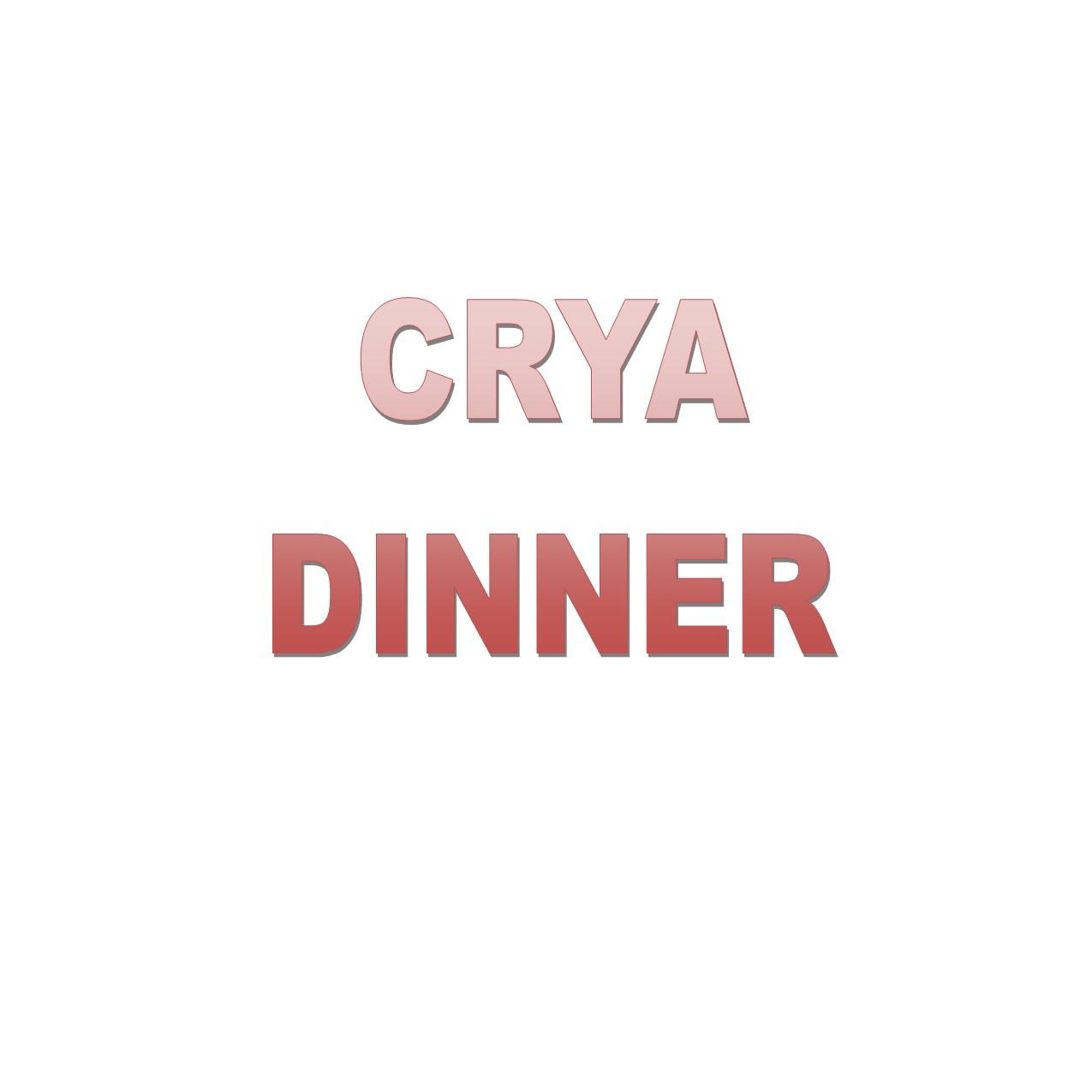 CRYA Awards Banquet