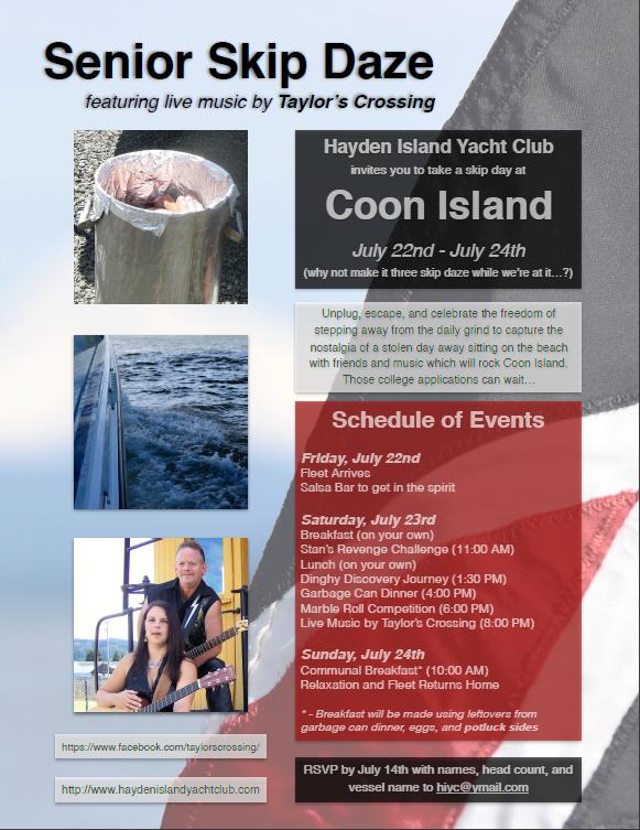 HIYCCoonIsland2017Event