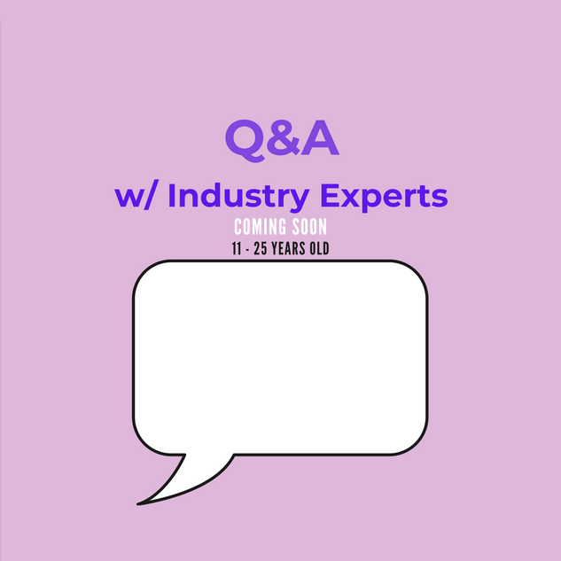Q&A W/ INDUSTRY EXPERTS