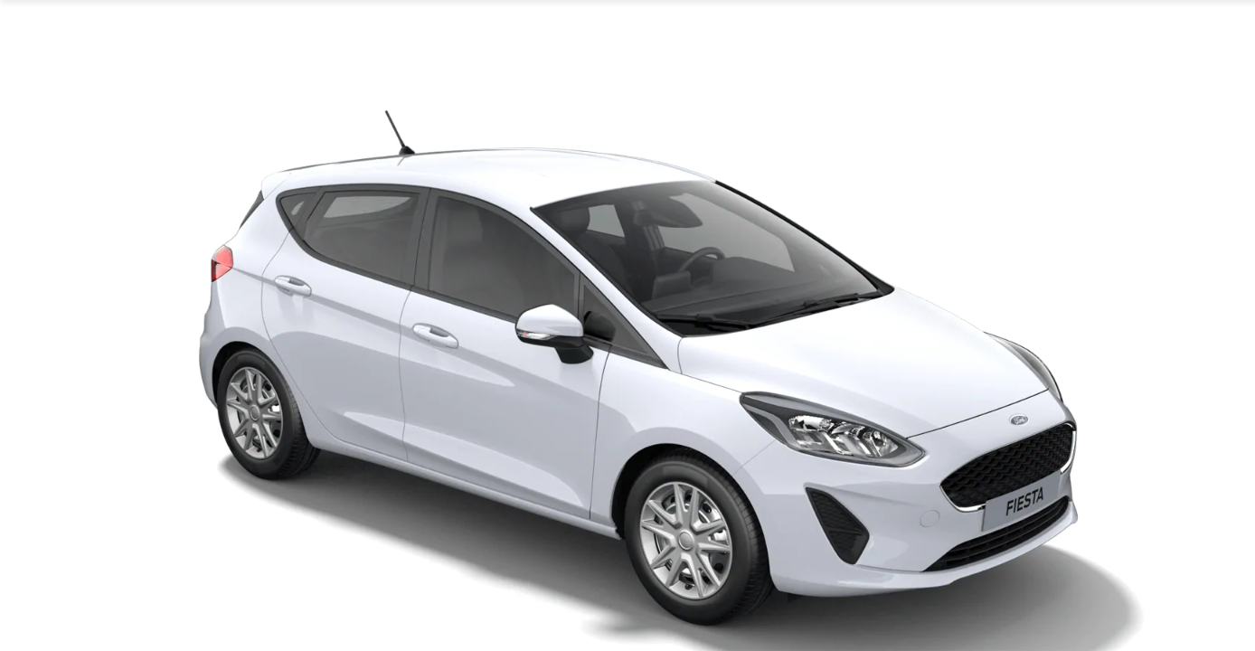 Ford Fiesta Cool&Connect weiss 7