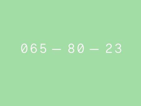 El color 'Neo Mint' tendencia para el 2020.