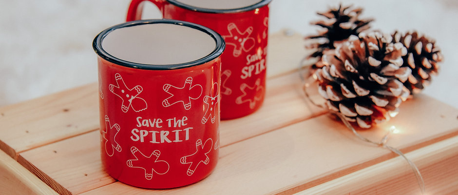 Taza Save the Spirit