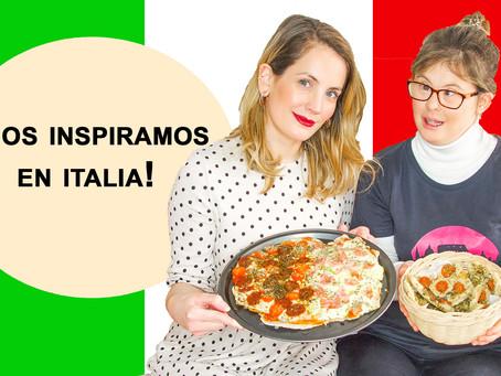 Recetas de inspiración italiana.