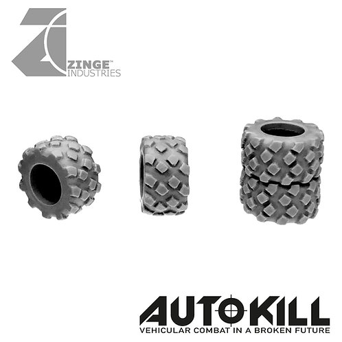 Military Tires 13mm