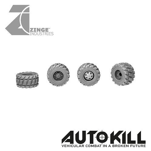 Road Wheels 13mm