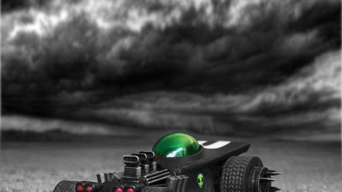 DeathRod Prototype 51: The Sports Model