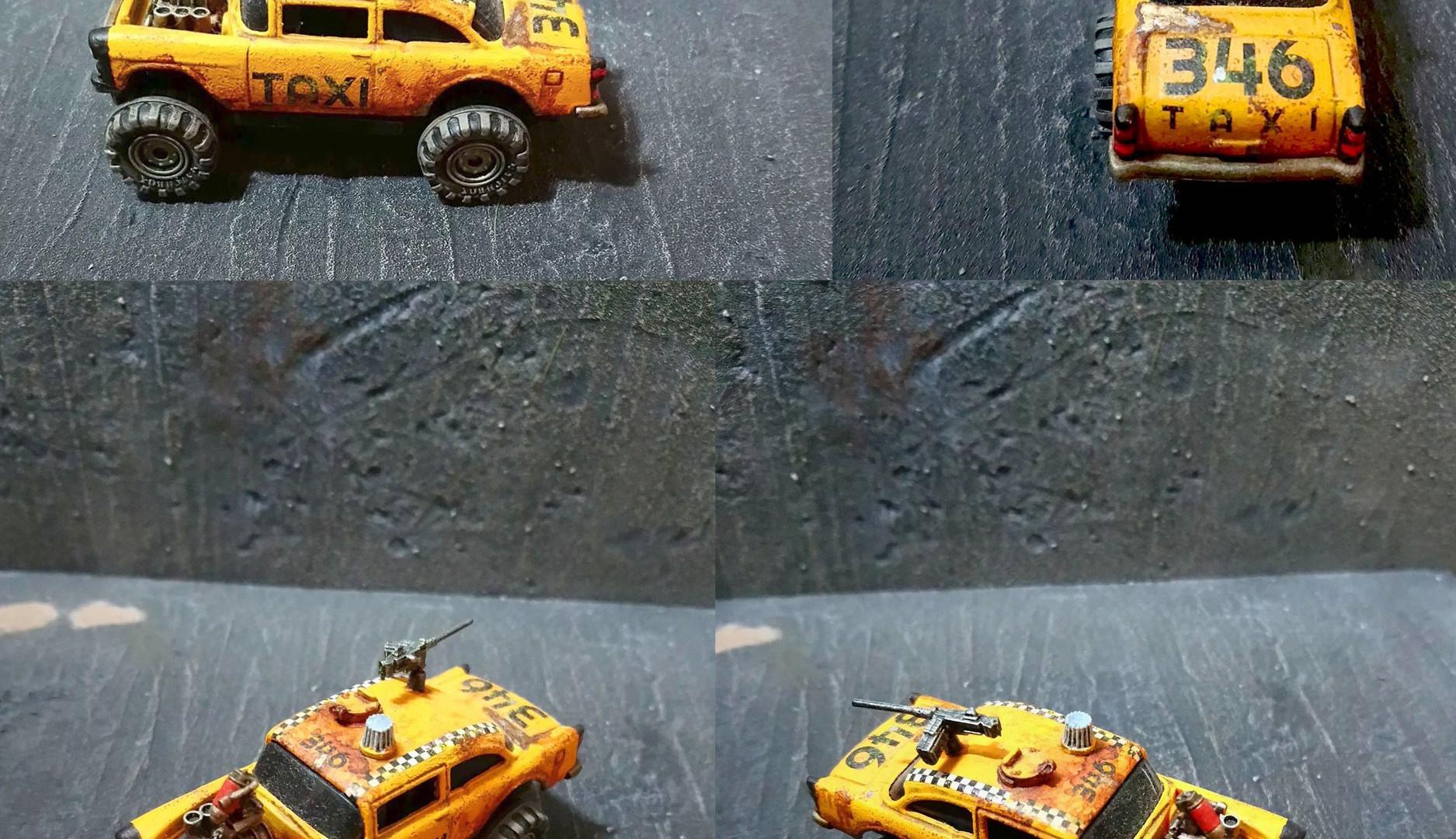 Cab Cultist Three Forty Six
