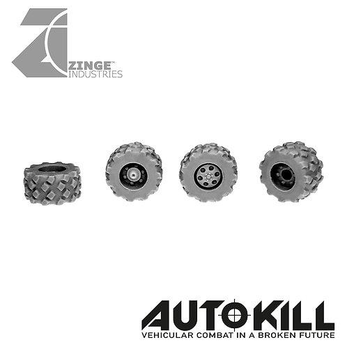 Military Wheels 10.5mm