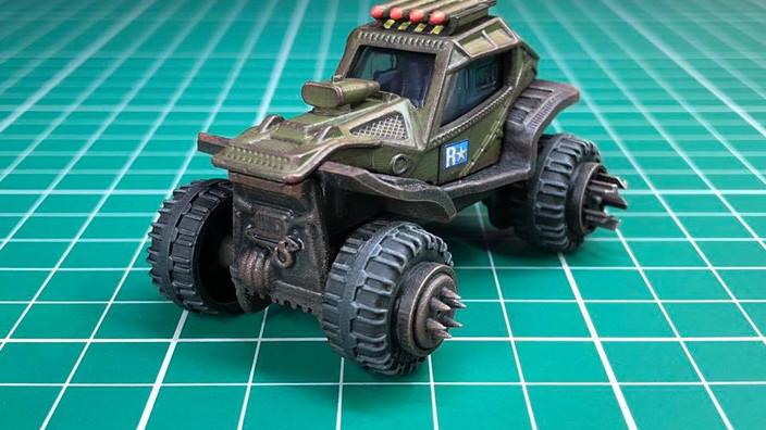 MiliTech Recon Vehicle