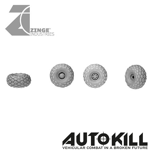 All Terrain Wheels 10.5mm