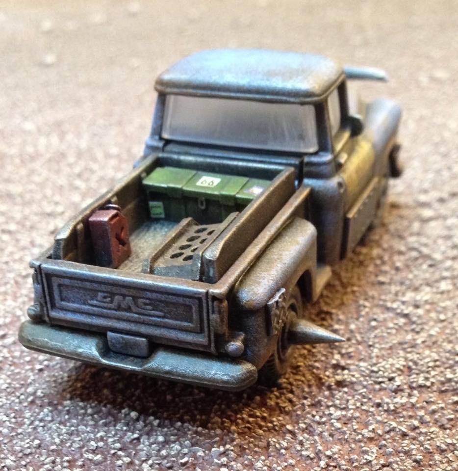 Rolling Farm Utility Vehicle