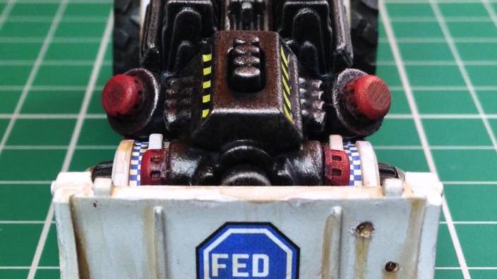 FED Heavy RoadDrone