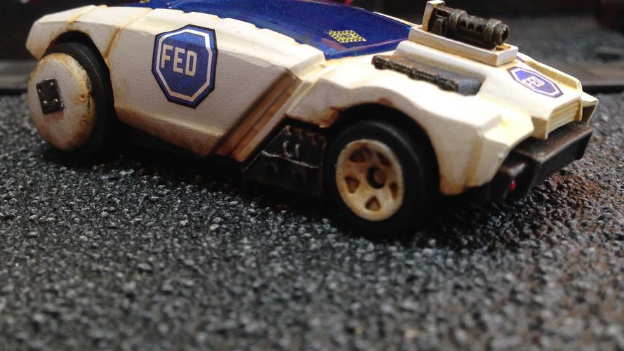 FED Cruiser