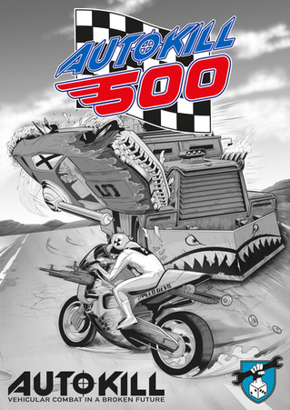 THE AUTOKILL 500 IS LIVE!