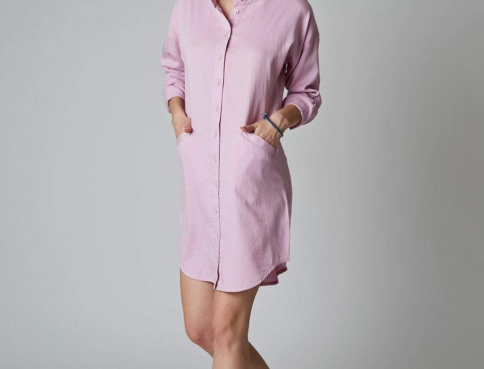 LEDA Shirt Dress
