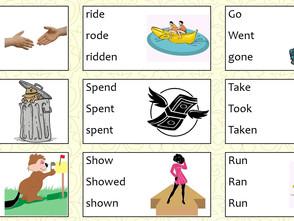 Топ -7 советов и практик по изучению неправильных глаголов