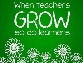 Профессиональное развитие преподавателя