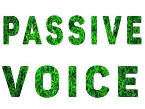 Лучшие задания для практики пассивного залога
