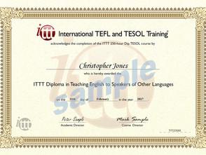 TEFL matters - актуальность международного сертификата для преподавателя английского