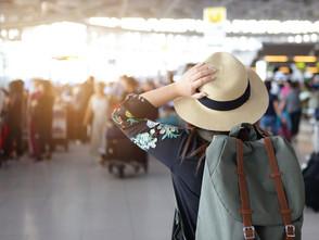 Travel season. At the airport. (Тематический урок)