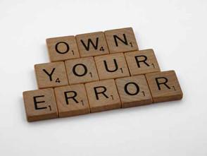 Как правильно реагировать на ошибки студентов