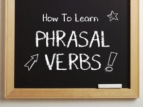 Сложно запомнить фразовые глаголы? Без паники!