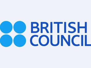 Вебинар от British Council