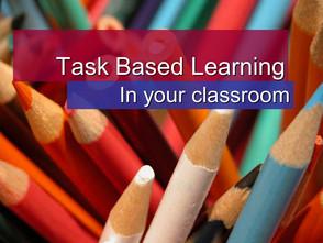 Task-based approach. Что это, и как применить на уроках.