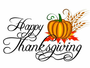 День благодарения (тематический урок)