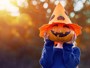 Happy Halloween! (тематический урок)