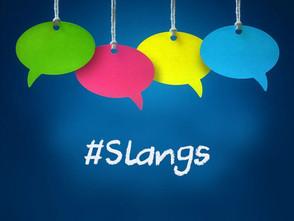 TOP-20 slang phrases. Прорабатываем на уроке