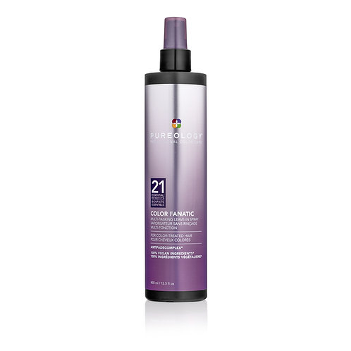 PUREOLOGY Color Fanatic 21 Benefit Spray 400ml