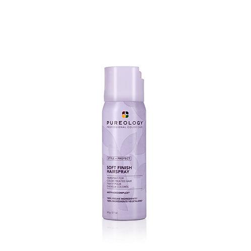 PUREOLOGY Soft Finish Hairspray 2.1oz