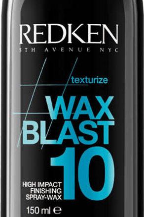 REDKEN 10 Wax Blast 124g