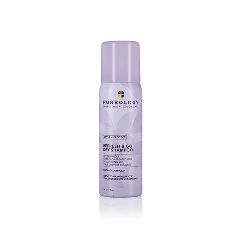 PUREOLOGY Refresh and Go Dry Shampoo 34g