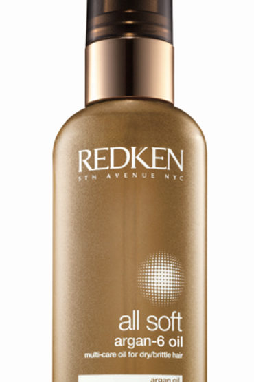 REDKEN All Soft Argan-6 Oil 90ml