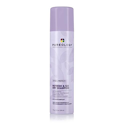 PUREOLOGY Refresh and Go Dry Shampoo 238ml