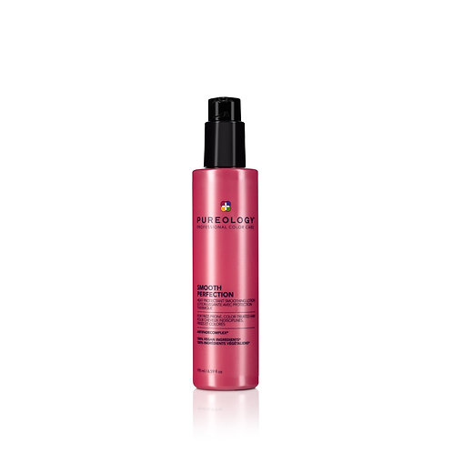 PUREOLOGY Smooth Perfection Heat Protectant Smoothing Lotion 195ml