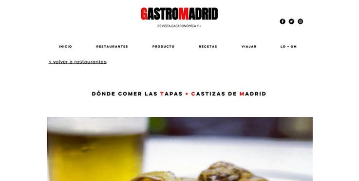 GastroMadrid