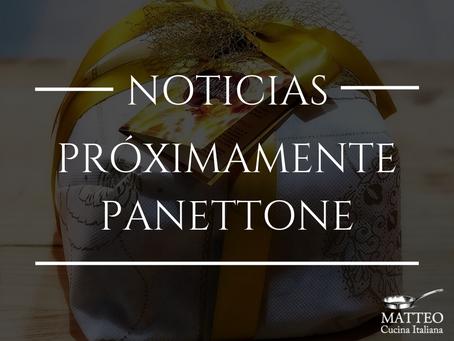 Próximamente, nuestro Panettone, dulce artesanía