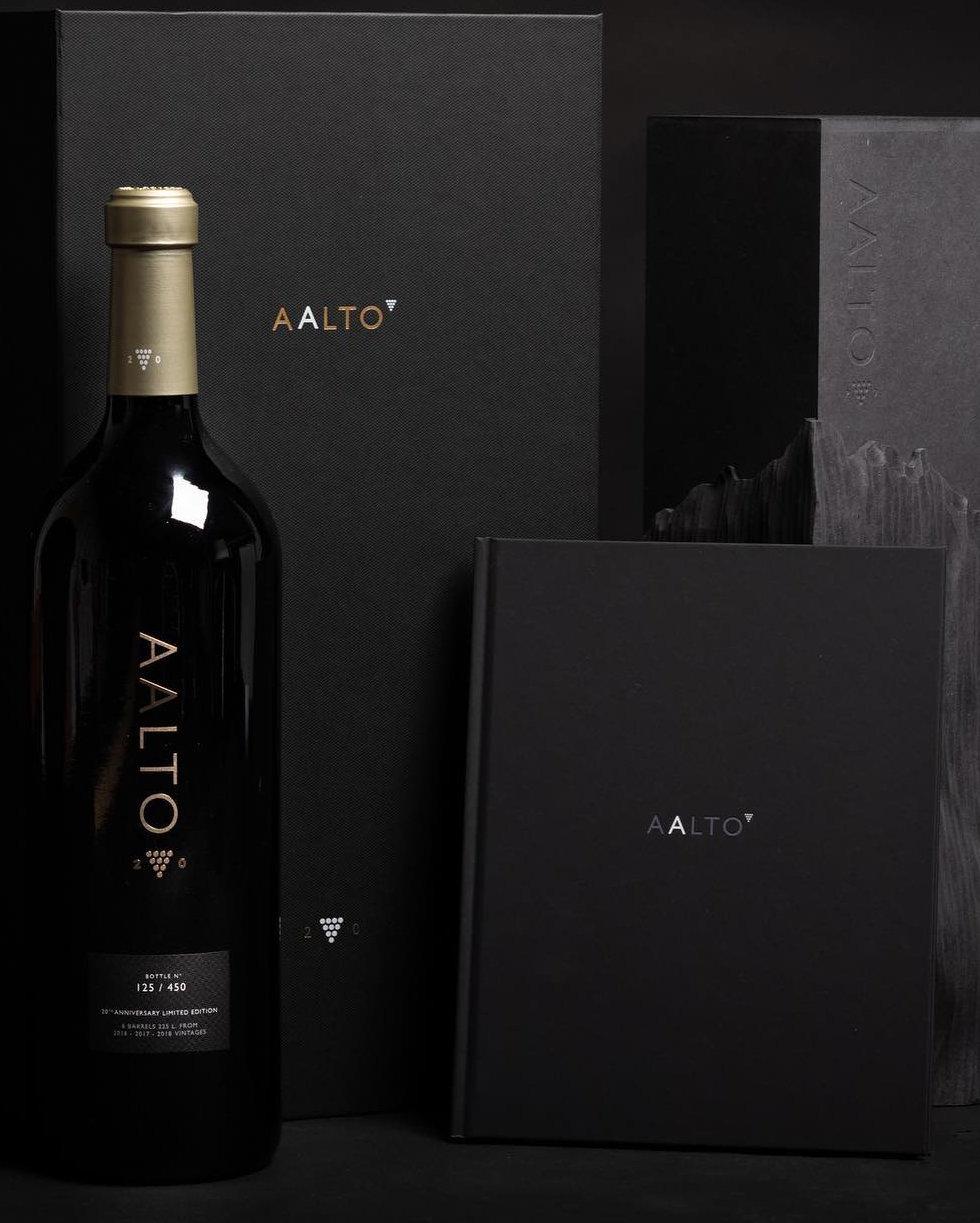 Aalto XX aniversario (Bodega) - GastroSpain