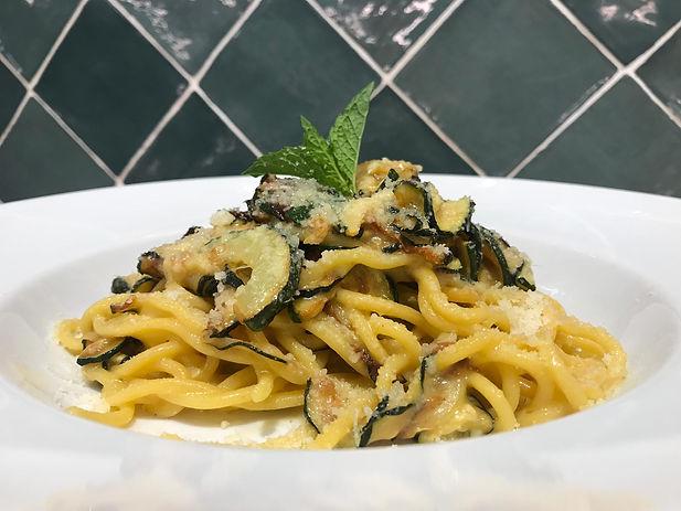 Pasta e Zucchine - Matteo Cucina Italiana