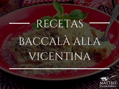 Baccalà alla Vicentina, tradición y memoria, generación tras generación