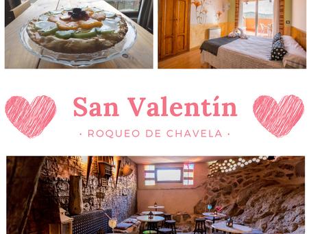 San Valentín en Roqueo de Chavela, amor y tranquilidad