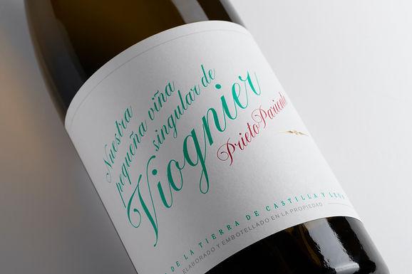 Prieto Pariente Viognier 2019 (Bodega) -