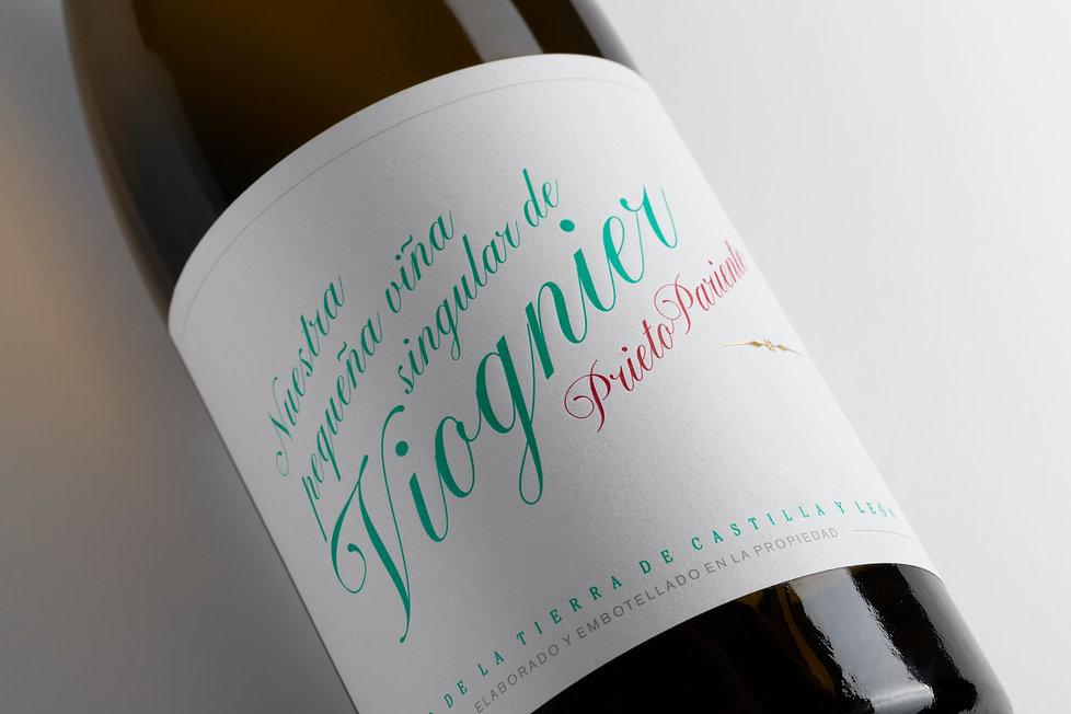 Prieto Pariente Viognier 2019 (Bodega) - GastroSpain