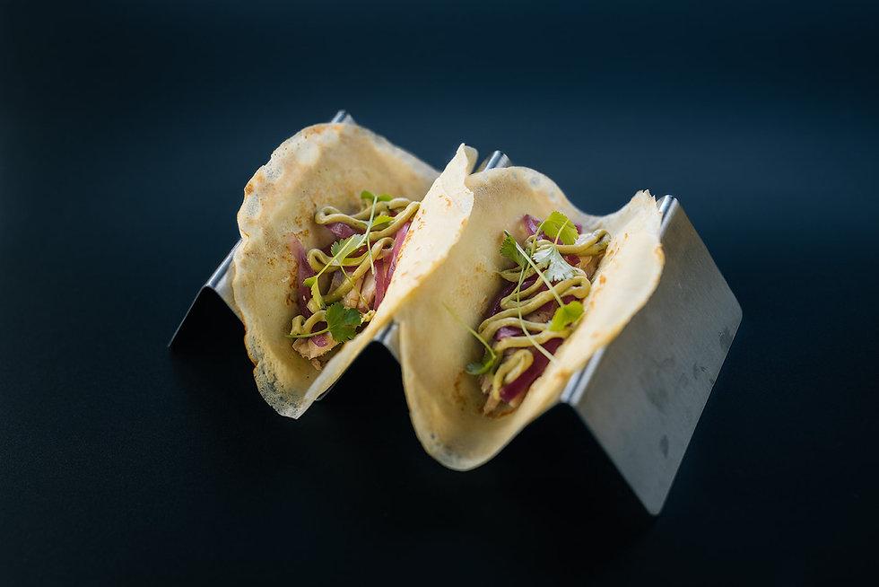 Taco-Filloa Pepe Solla (Recetario) - GastroSpain