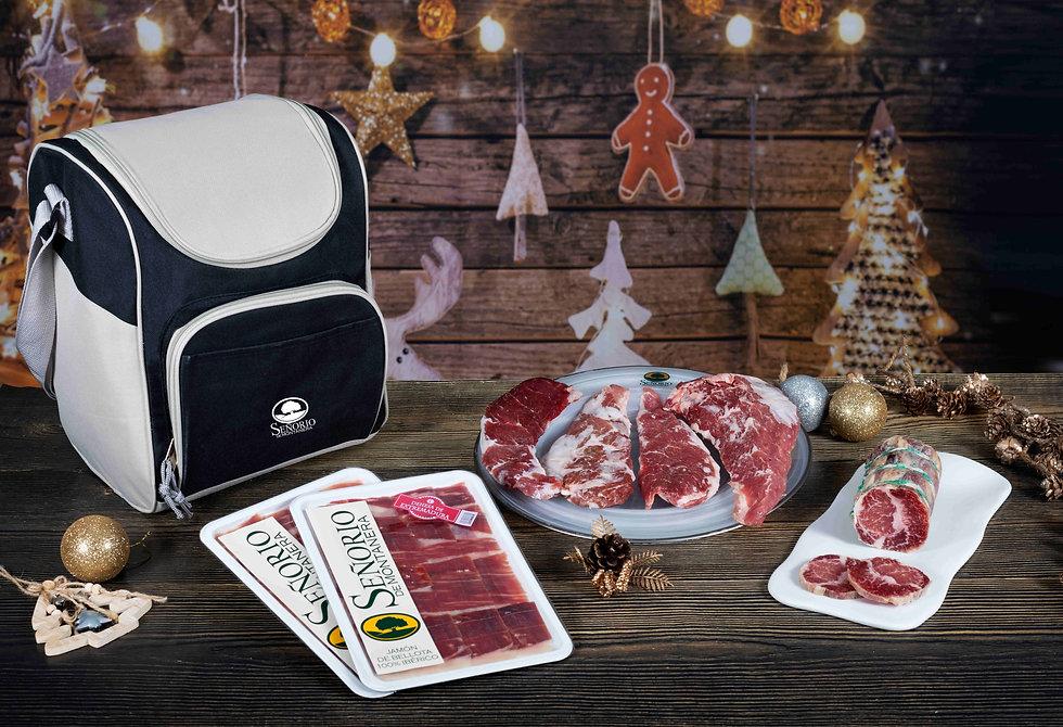 Señorío de Montanera packs Navidad (Fresquera) - GastroSpain
