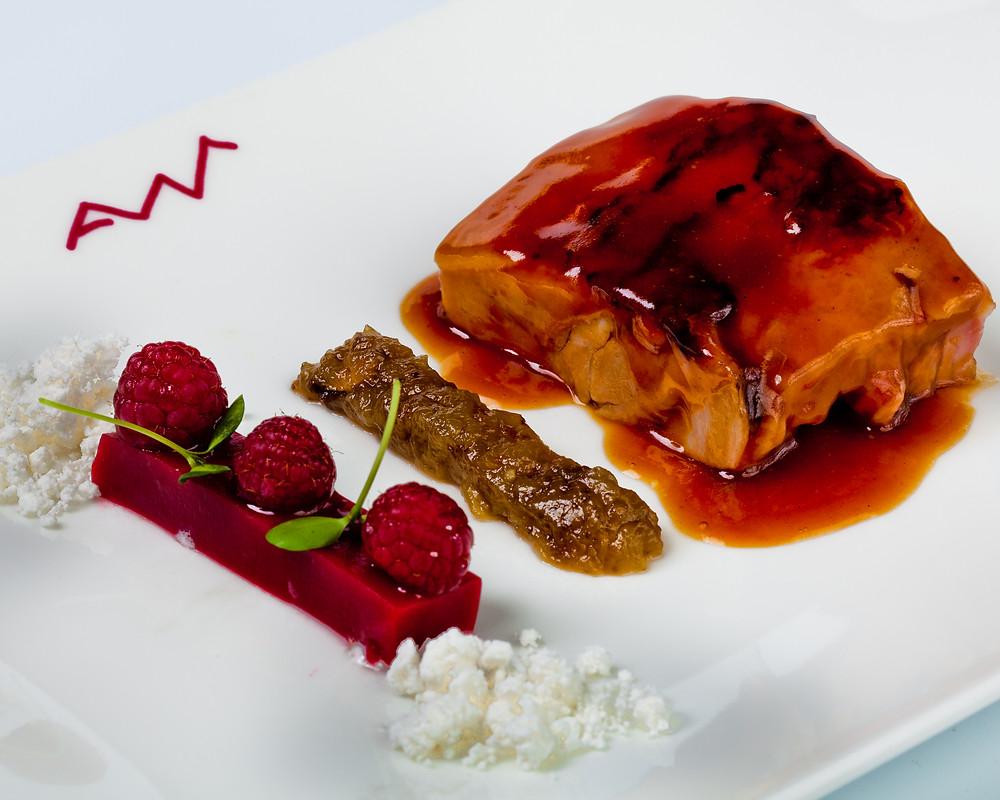 Restaurante Andra Mari receta