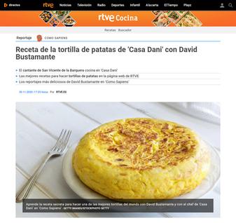 RTVE Cocina
